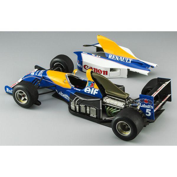 """ハセガワ 1/24 ウィリアムズ FW14""""スーパーディテール"""" スケールモデル CH49"""