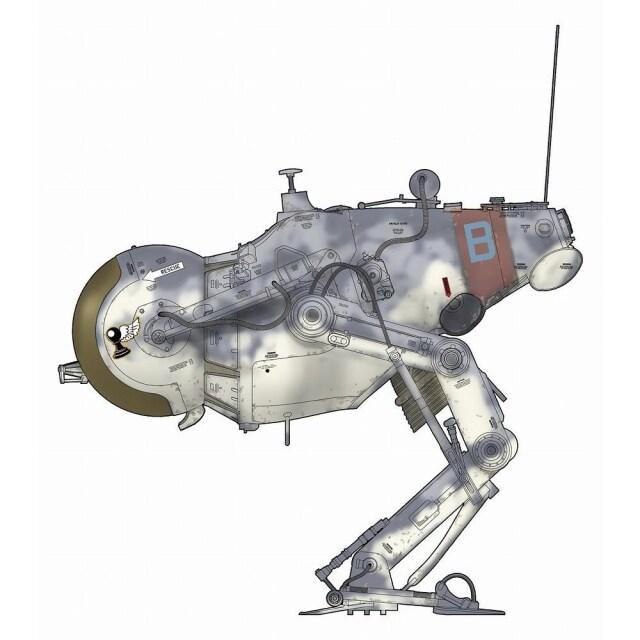 """ハセガワ 1/20 月面用戦術偵察機 LUM-168 キャメル""""オペレーション ダイナモ"""" スケールモデル 64122"""