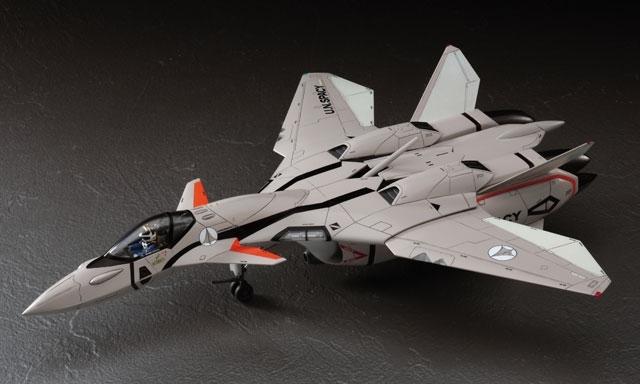 ハセガワ 1/72 VF-11B サンダーボルト 「マクロスプラス」より キャラクタープラモデル 22-2