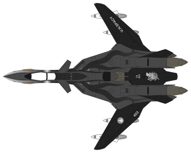 """【2月予約】ハセガワ 1/72 VF-19A""""SVF-440 デュラハンズ""""w/ファストパック&ハイマニューバ ミサイル 「マクロスシリーズ」より キャラクタープラモデル 65870"""