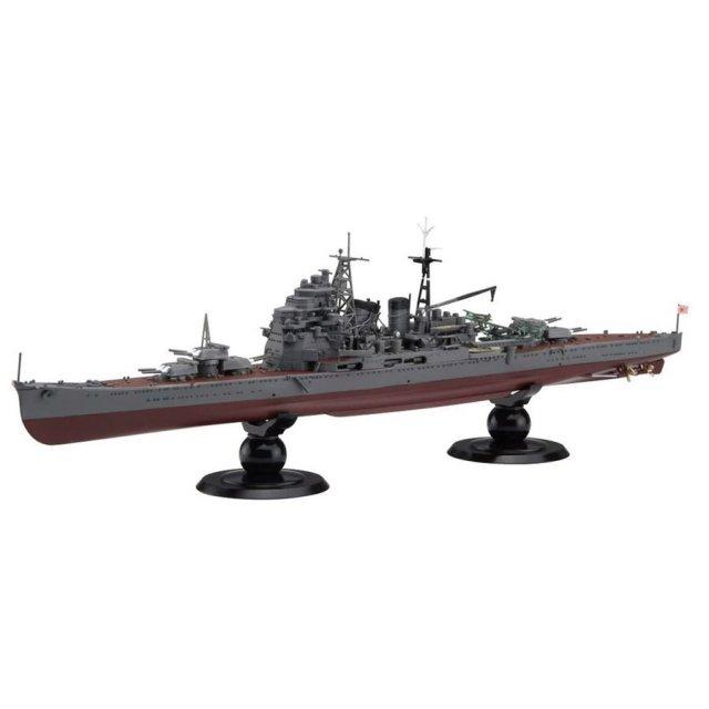 フジミ 1/700 日本海軍重巡洋艦 鳥海 特別仕様 (艦底・飾り台付き) スケールモデル 特シリーズNo.84 EX-3