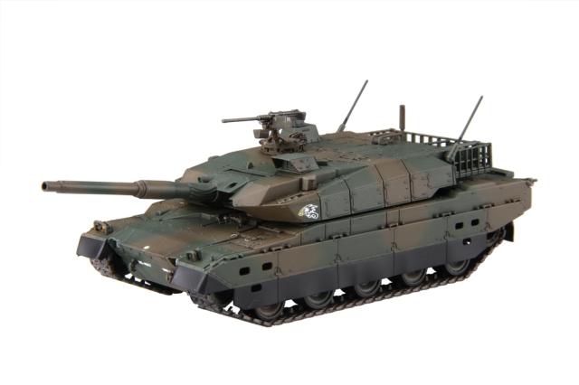 フジミ 1/72 ミリタリーシリーズ No.10 EX-1 陸上自衛隊 10式戦車 特別仕様(2両入り・エッチングパーツ付き) スケールモデル ML-10 EX-1