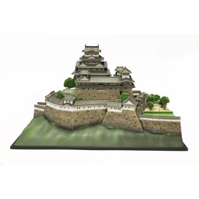 童友社 1/500 平成姫路城 (白鷺城) 新パッケージ スケールプラモデル 4975406100028