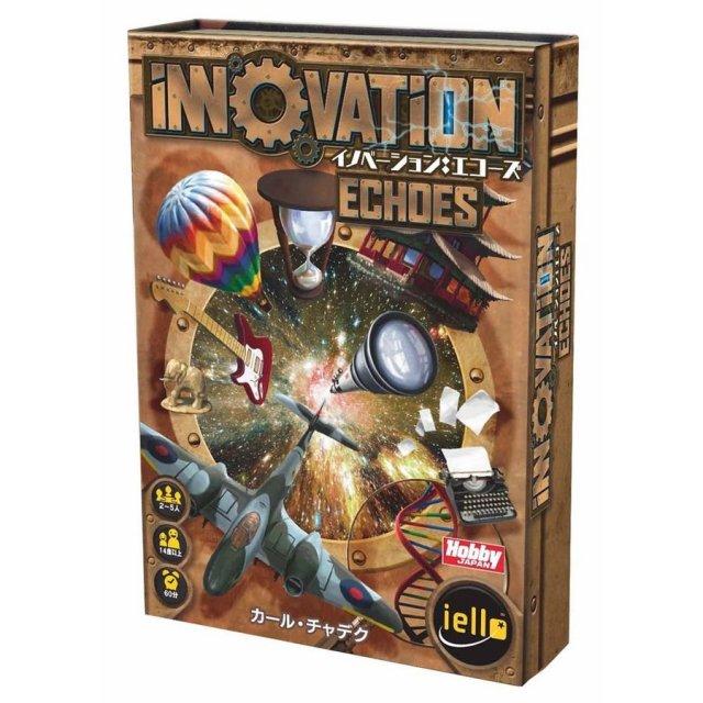 ホビージャパン イノベーション エコーズ 日本語版 ボードゲーム 4981932021188