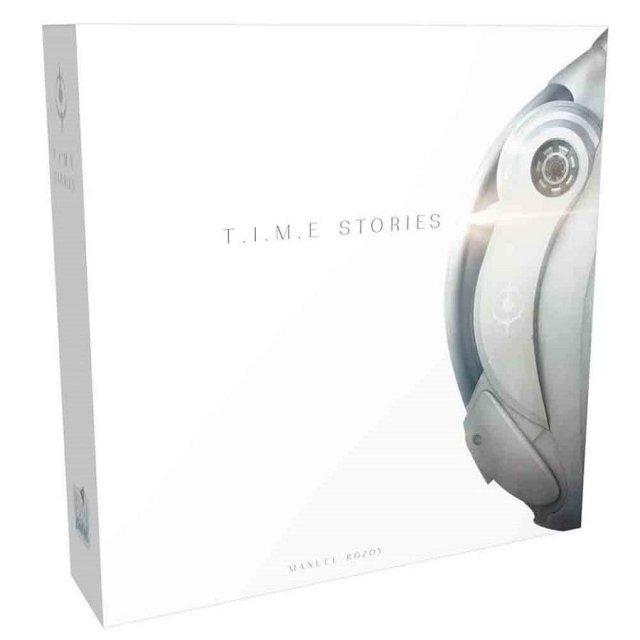 ホビージャパン T.I.M.E ストーリーズ 日本語版 ボードゲーム 4981932022765