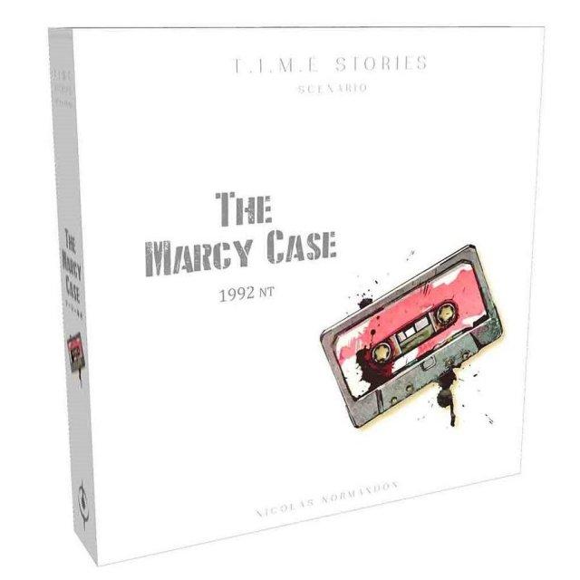ホビージャパン T.I.M.E ストーリーズ追加シナリオ マーシー事件 日本語版 ボードゲーム 4981932022772