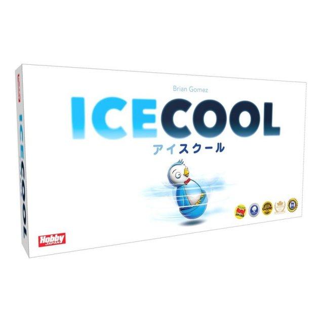 ホビージャパン アイスクール 日本語版 ボードゲーム 4981932023021