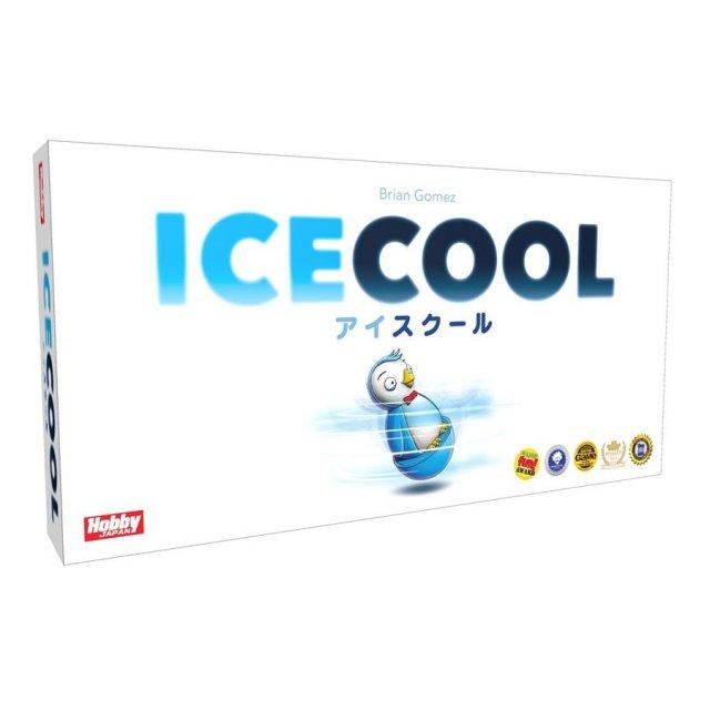 ホビージャパン アイスクール【取寄対応】 ボードゲーム 4981932023021