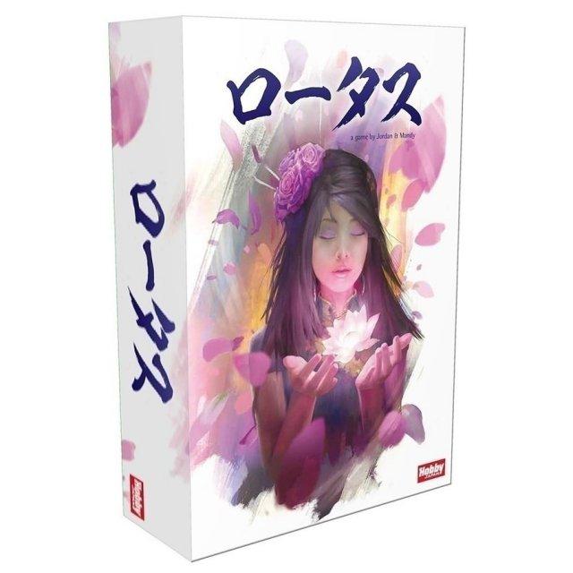 ホビージャパン ロータス【取寄対応】 ボードゲーム 4981932023038