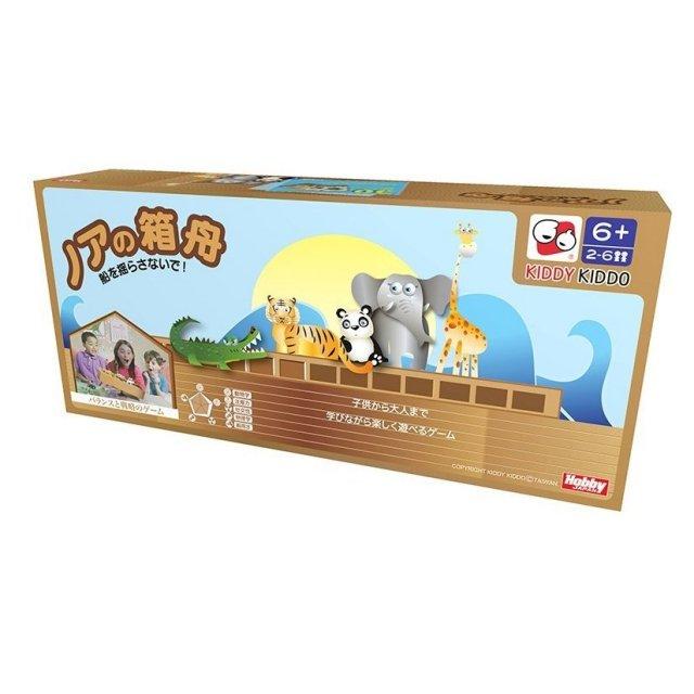 ホビージャパン ノアの箱舟:船を揺らさないで! 日本語版 ボードゲーム 4981932023724