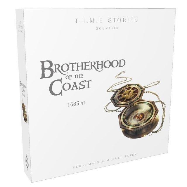 ホビージャパン T.I.M.Eストーリーズ:海の兄弟【取寄対応】 ボードゲーム 4981932023915