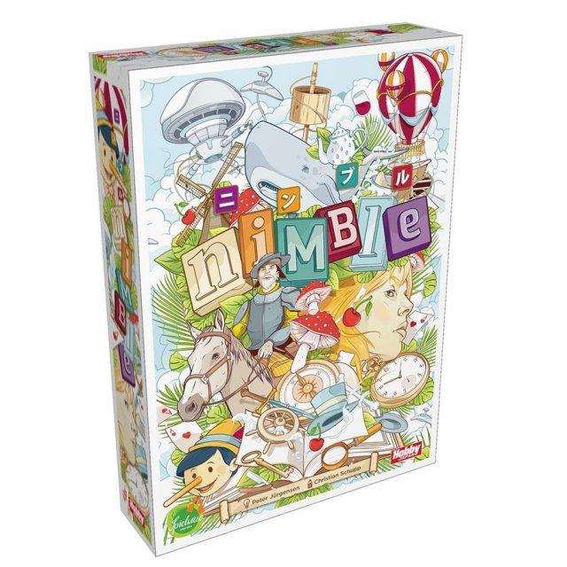 ホビージャパン ニンブル 日本語版 ボードゲーム 4981932023953