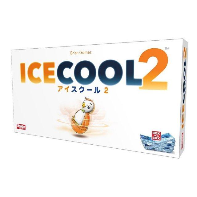 ホビージャパン アイスクール2日本語版 ボードゲーム 4981932024073