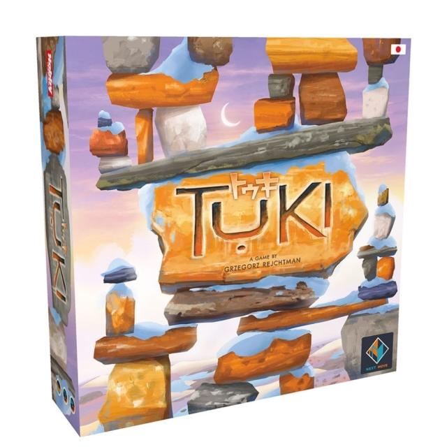 ホビージャパン TUKI(トゥキ)【取寄対応】 アナログゲーム 4981932024714t