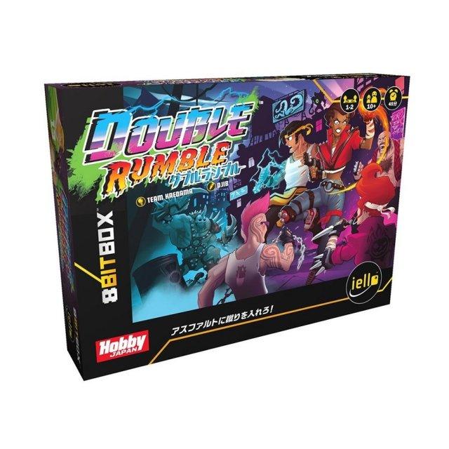 ホビージャパン 8BIT BOX:ダブルランブル【取寄対応】 ボードゲーム 4981932024813