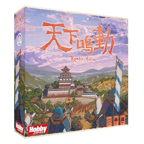 ホビージャパン 天下鳴動【取寄対応】 アナログゲーム 4981932024936t