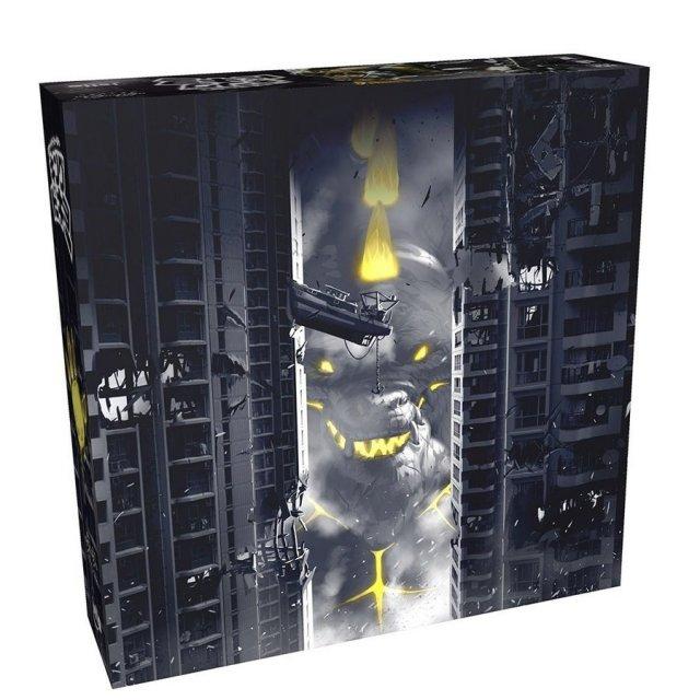 ホビージャパン リチャード・ガーフィールドのキング・オブ・トーキョー ダークエディション 日本語版 ボードゲーム 4981932025216