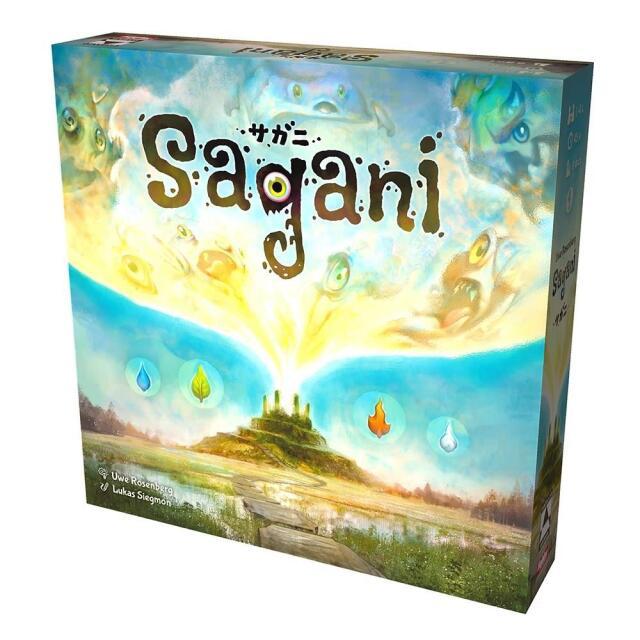 ホビージャパン サガニ 日本語版 アナログゲーム 4981932025568