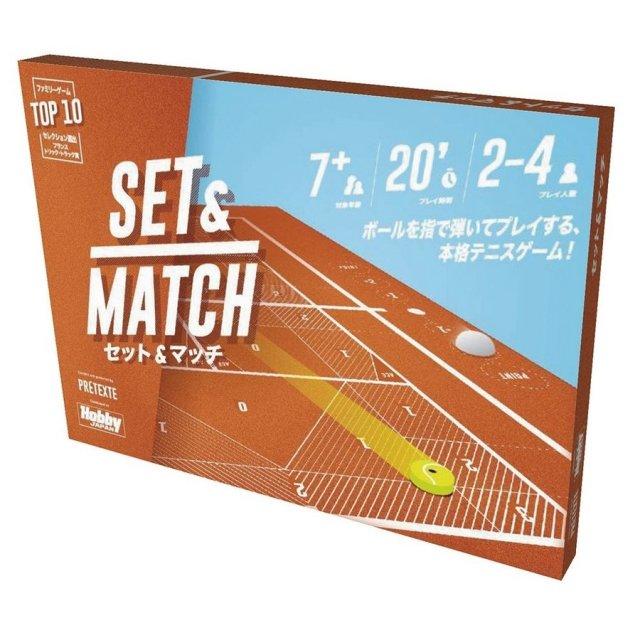 ホビージャパン セット&マッチ 日本語版 アナログゲーム 4981932025599