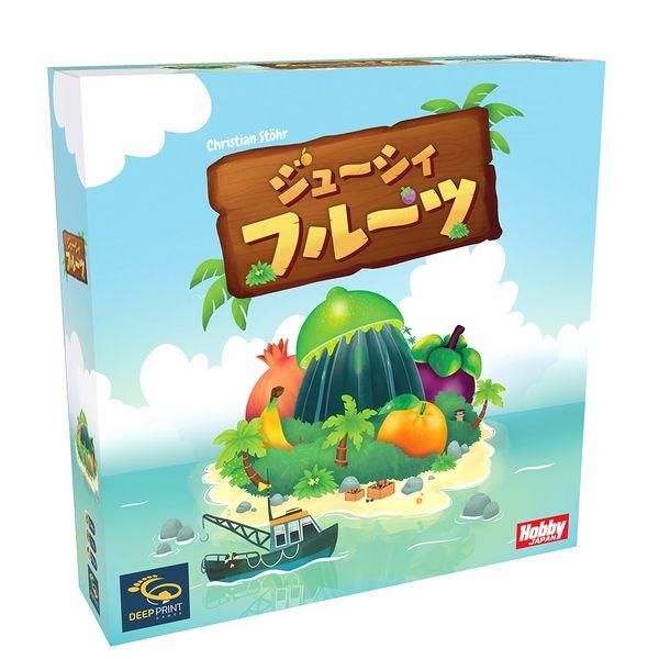 ホビージャパン ジューシィフルーツ 日本語版【取寄対応】 アナログゲーム 4981932025940t