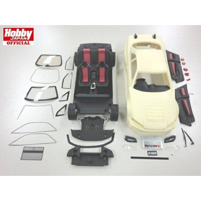 1/18 マーク MARK ニスモ R34 GT-R Zチューン 上級者向けレジン製 組立キット 限定50台 (PM1802)