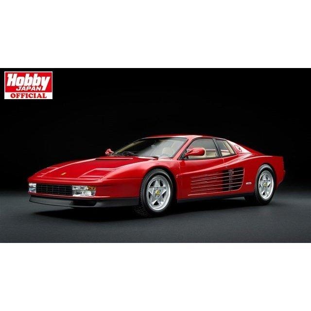1/18 企画・製造 京商 販売元 ホビージャパン (PMK1801R) フェラーリ テスタロッサ 1989 レッド
