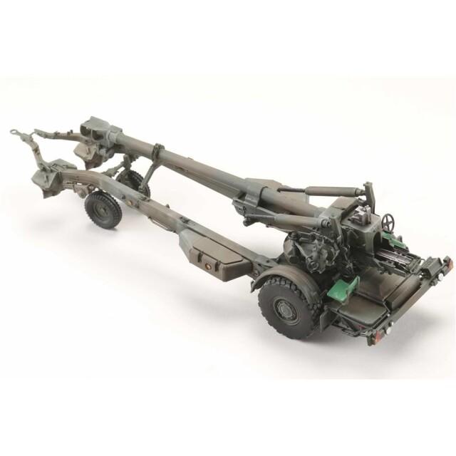 【3月予約】【送料無料】ホビージャパン 1/35 HJMミリタリーシリーズ No.1 陸上自衛隊 155mmりゅう弾砲FH-70 HJMM001
