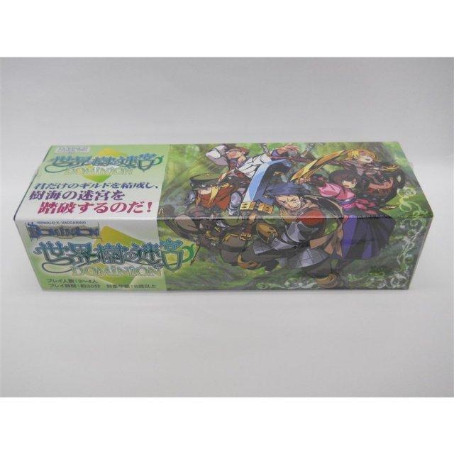 ホビージャパン ドミニオン・キャラクターズ Vol.4 世界樹の迷宮DOMINION 日本語版 ボードゲーム 4981932507286
