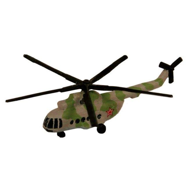 ピットロード 1/700 スカイウェーブシリーズ 世界の軍用ヘリコプター スペシャル メタル製 Mi-8 ヒップ×2機付き スケールモデル S54SP