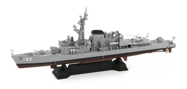 ピットロード 1/700 スカイウェーブシリーズ 海上自衛隊 護衛艦 DD-132 あさゆき エッチングパーツ付き スケールモデル J78E