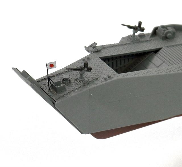 ピットロード 1/350 WBシリーズ 日本海軍 二等輸送艦(第103号型)旗・艦 ...