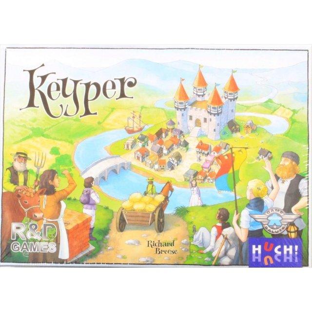 ホビージャパン キーパー ボードゲーム 5060156400258