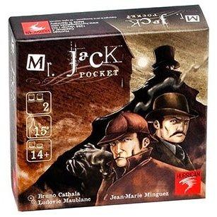 ホビージャパン Mr.ジャック・ポケット(多言語版)【取寄対応】 ボードゲーム 7612577004010
