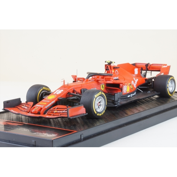BBR 1/43 フェラーリ SF1000 No.16 2020 F1 オーストリアGP レッドブル・リンク C.ルクレール 完成品ミニカー BBRC242A
