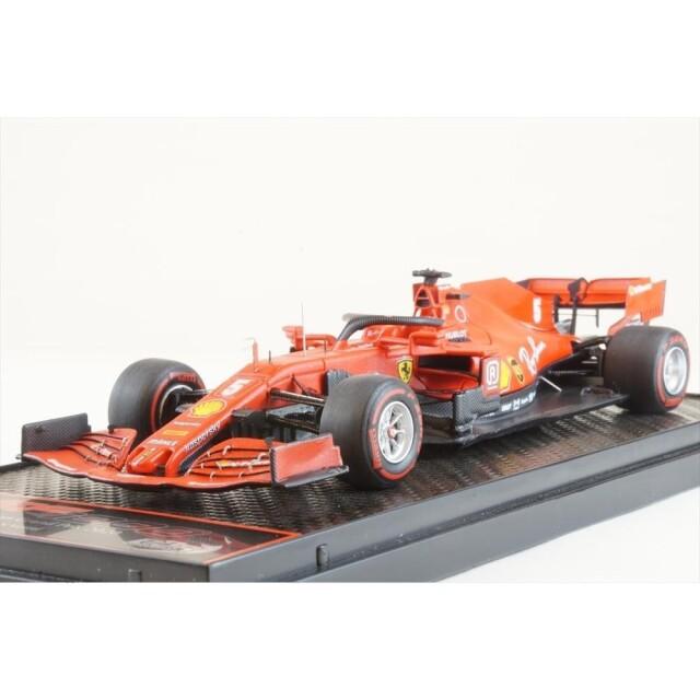 BBR 1/43 フェラーリ SF1000 No.5 2020 F1 オーストリアGP レッドブル・リング S.ベッテル 完成品ミニカー BBRC242B