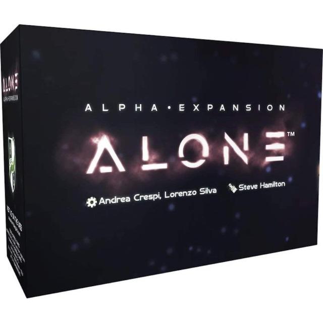 【2月予約】ホビージャパン アローン アルファ・エクスパンション 日本語版 アナログゲーム 8056324760184