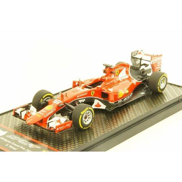 ミニカー 1/43 BBR (BBRC169A) フェラーリ SF15-T 2015年 マレーシアGP 優勝 No.5 S.Vette (限定400台)