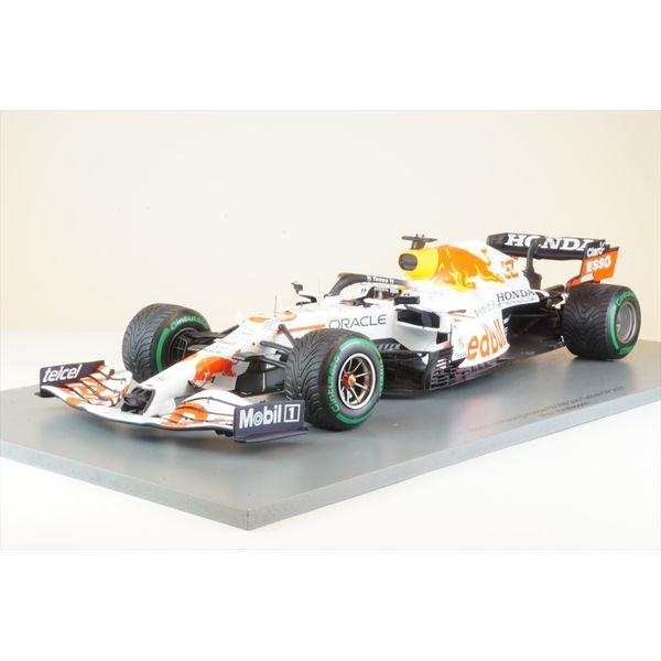 【4月予約】スパーク 1/18 レッドブルレーシング ホンダ RB16B No.33 レッドブルレーシング 2021 F1 トルコGP 2位 M.フェルスタッペン 完成品ミニカー 18S605