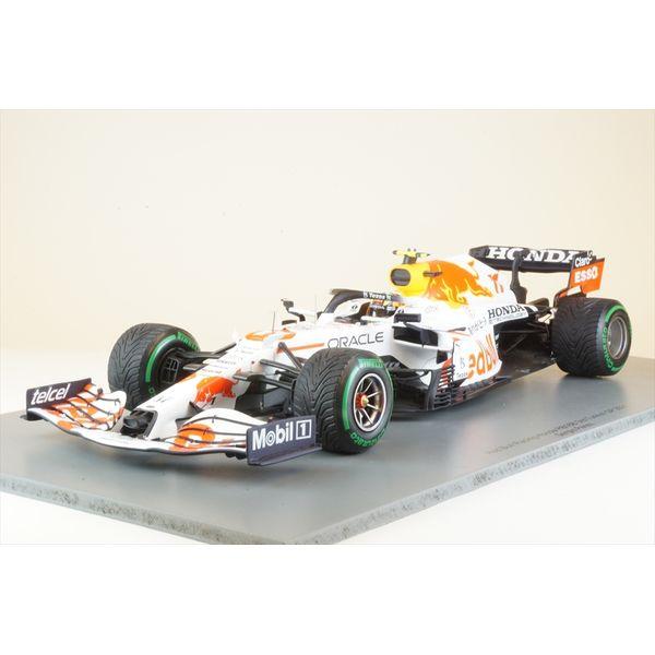 【4月予約】スパーク 1/18 レッドブルレーシング ホンダ RB16B No.11 レッドブルレーシング 2021 F1 トルコGP 3位 S.ペレス 完成品ミニカー 18S606