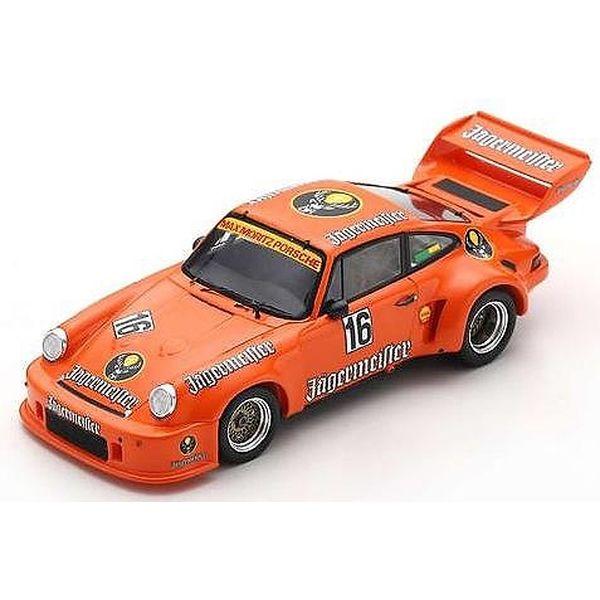 【10月予約】スパーク 1/43 ポルシェ 911 カレラ RSR No.16 1977 ニュルブルクリンク1000km E.Schimpf/A.Fischhaber 完成品ミニカー SG510