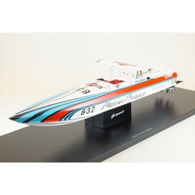 スパーク 1/43 マルティーニ OFF SHORE 完成品モデル S2301