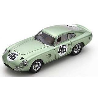 【6月予約】スパーク 1/43 アストンマーチン DP214 No.46 1963 コッパ インターヨーロッパ・モンツァ ウィナー R.サルバドリ 完成品ミニカー S3688