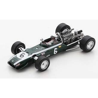 【6月予約】スパーク 1/43 クーパー T86B No.6 1968 レース・オブ・チャンピオン B.レッドマン 完成品ミニカー S6980