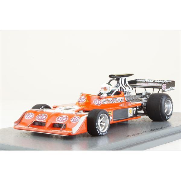 【5月予約】スパーク 1/43 マーチ 731 No.14 1973 F1 モナコGP J-P.ジャリエ 完成品ミニカー S7265