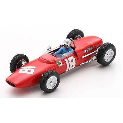 【5月予約】スパーク 1/43 ロータス 18-21 No.18 1962 ポーGP N.バッカレラ 完成品ミニカー S7452