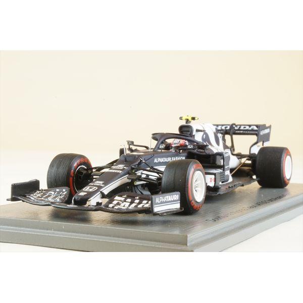 【9月予約】スパーク 1/43 アルファタウリ AT02 スクーデリア No.10 2021 F1 バーレーンGP P.ガスリー 完成品ミニカー S7668