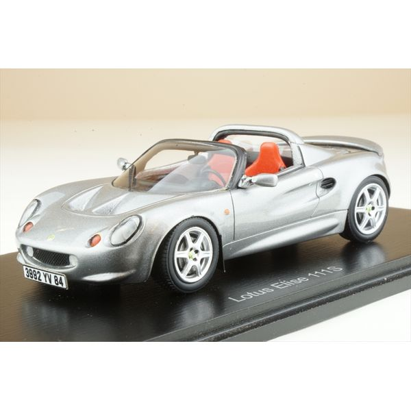 【1月予約】スパーク 1/43 ロータス エリーゼ 111S 1999 完成品ミニカー S8219