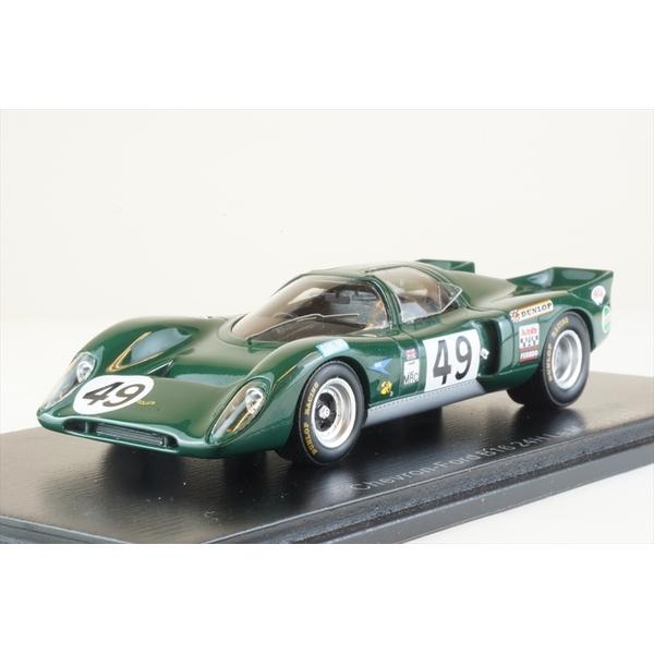 【7月予約】スパーク 1/43 シェブロン-フォードB16 No.49 1970 ル・マン24時間 I.Skailes/J.ハイン 完成品ミニカー S9402