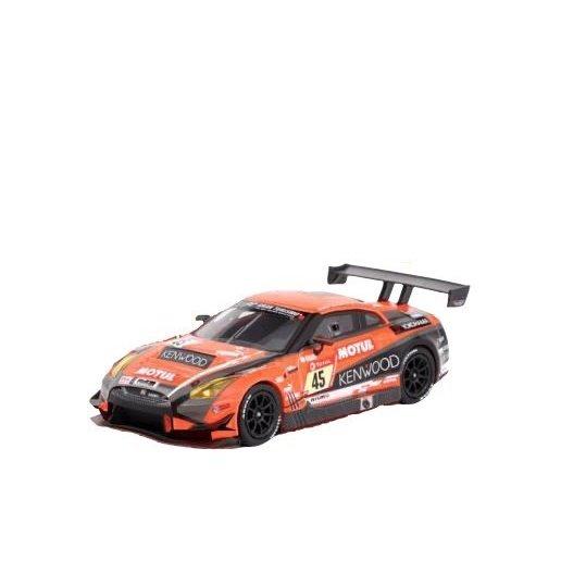 ターマックワークス 1/64 ニッサン GT-R Nismo GT3 No.45 2019 ニュルブルクリンク24時間 T.コロネル/and more 完成品ミニカー T64-035-19NUR45