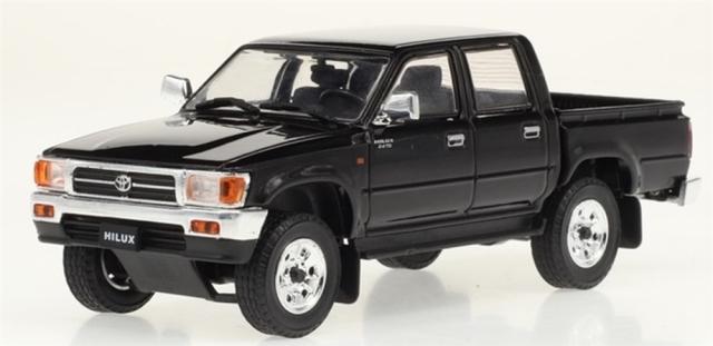 ファースト43 1/43 トヨタ ハイラックス SR5 1997 ブラック 北米仕様 完成品ミニカー F43-132